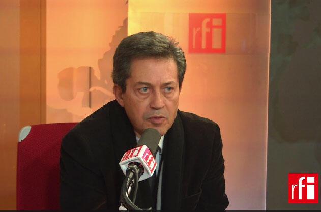 Georges Fenech, député UMP du Rhone.