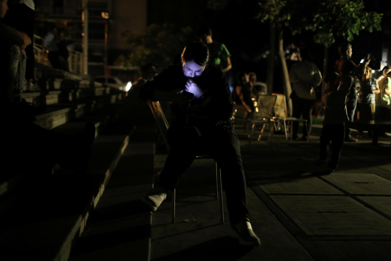 Lần thứ ba từ tháng 03/2019, Venezuela lại bị mất điện trên diện rộng ngày 22/07.
