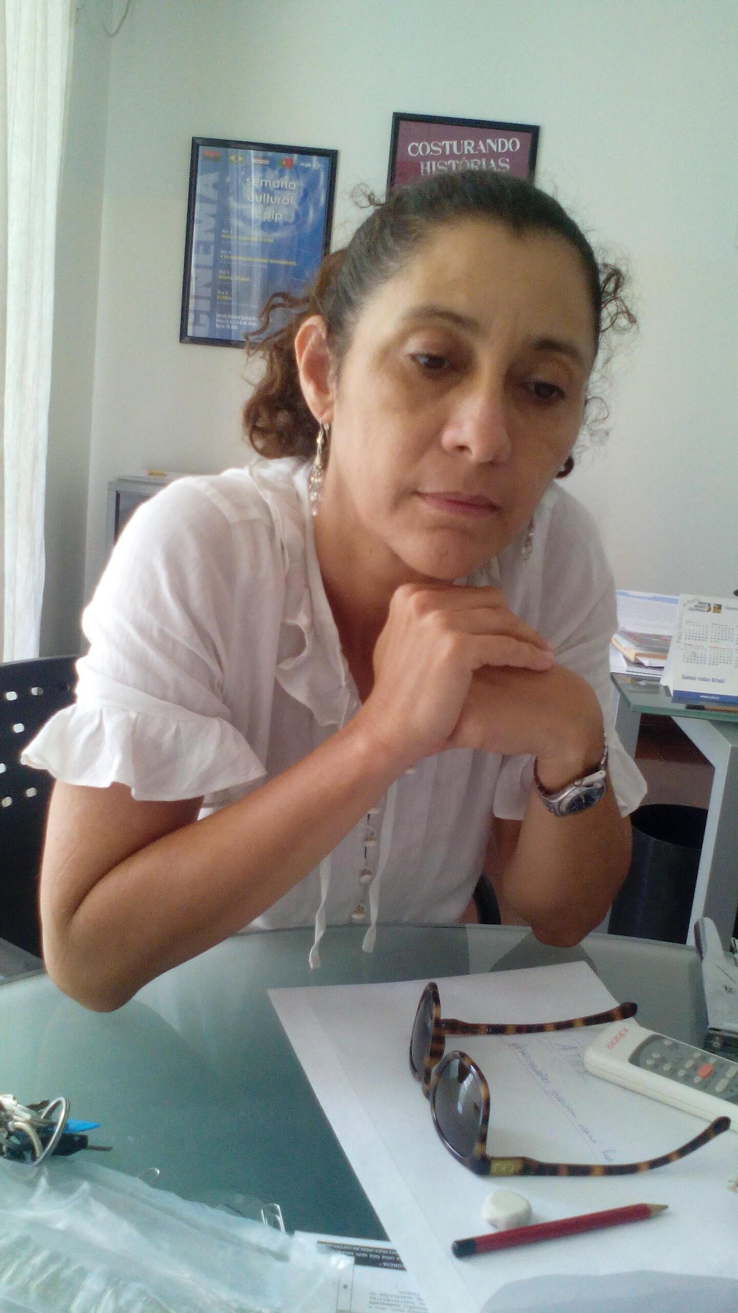 Diretora do centro, Marilene Pereira, afirma que filmes brasileiros fazem sucesso no país africano.