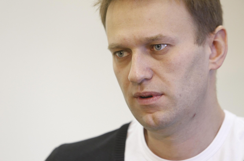 Алексей Навальный. Интервью агентству Рейтер. Москва 23/12/2011