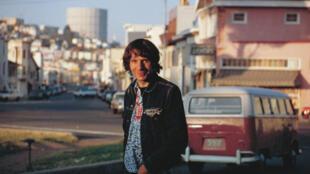 Alain Dister à San Francisco dans les années 60