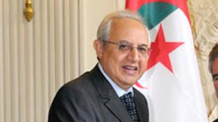 Abdelaziz Ziari, président de l'Assemblée populaire nationale de l'Algérie.