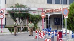 Le petit malade se trouve actuellement dans un hôpital de Malaga, séparé de ses parents qui ne le quittaient pas d'une minute, selon sa grand-mère.