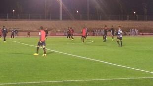 Em Marrakech, Atlético mineiro faz treino preparativo na noite de quinta-feira para a estreia no Mundial de Clubes, na próxima semana.