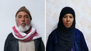 مقامات ترک گفتهاند که رسمیه عواد، متولد سال ١٩۵۴ میلادی، به همراه همسر، عروس و ۵ فرزندش در داخل یک کانتینر در شهر اعزاز (شمال غرب سوریه) دستگیر شدهاند. افراد بالغ فعلاً تحت بازجویی قرار دارند.