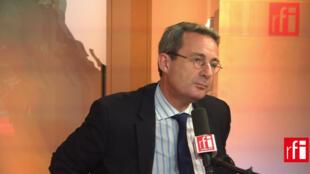Jean-Christophe Fromantin.