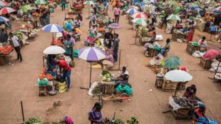 Mercado Uganda