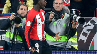Inaki Williams socred in the dying seconds to dispatch Barcelona from the Copa del Rey.