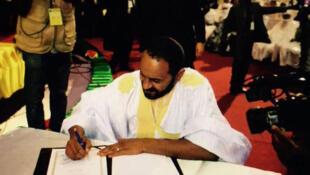 "Sidi Brahim Ould Sidati, ""Mouvement arabe de l'Azawad (MAA) ɲɛmɔgɔ kɔrɔ ani ""CMA"" ɲɛmɔgɔba, bɛ ka bolonɔbilakɛ ""l'accord de paix dans le nord du Mali"" sɛbɛn na, juin kalo tile 20, san 2015."