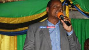 Mwenyekiti mpya wa klabu ya Yanga, Dr Mshindo Msolla