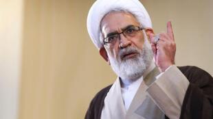 محمد جواد منتظری دادستان کل جمهوری اسلامی ایران