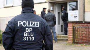 德國警方資料圖片