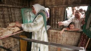 Près de 40% de la population égyptienne vit avec moins de 2 dollars par jour.