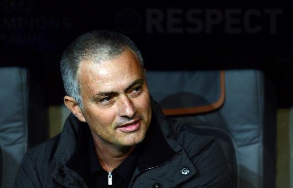 Tsohon mai horar da club din Chelsea kuma mai horar da Real Madrid, José Mourinho