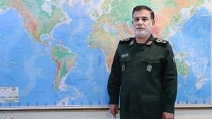 عباس نیلفروشان معاون عملیات سپاه پاسداران