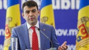 Премьер-министр Молдовы Кирилл Габурич