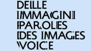 Affiche de l'exposition « Paroles des images ».