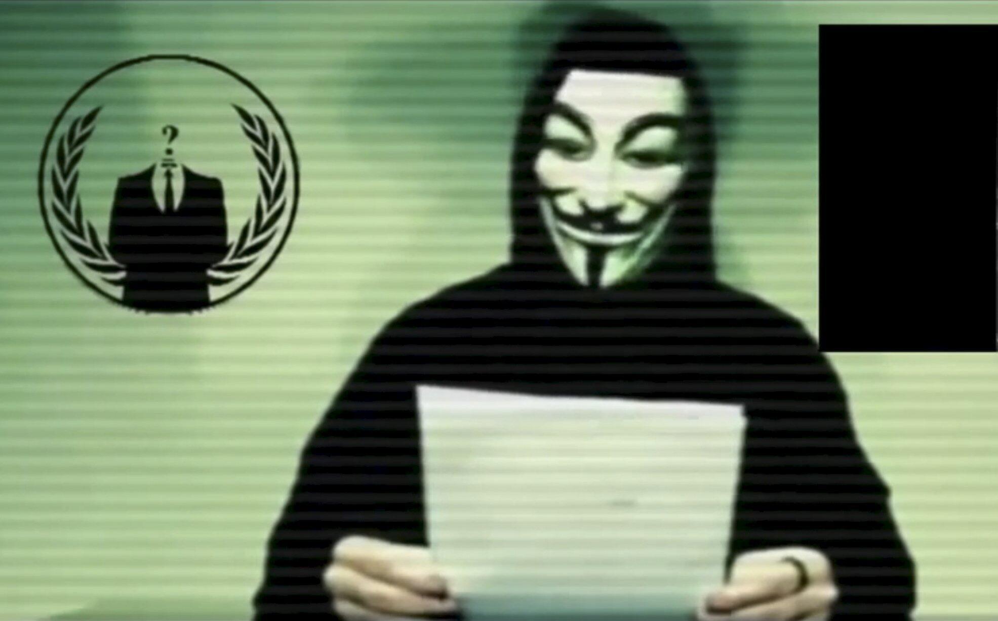 Anonymous prometeu acabar com toda a atividade do grupo Estado Islâmico na internet.