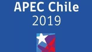 图为2019年亚太经合峰会智利会标