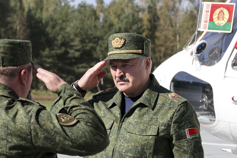 Belarus Russia drill