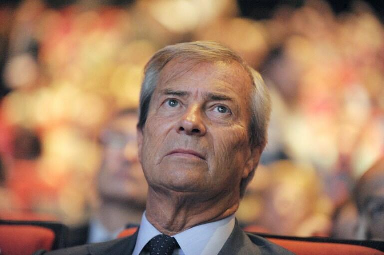 Vincent Bolloré, 66 años, es uno de los industriales más poderosos de Francia.