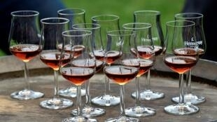 The US is a significant market for Cognac