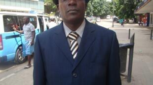 Presidente do Movimento Protectorado Lunda Tchokwé, José Mateus Zecamuxima
