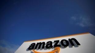 Centro de distribuição da Amazon em Boves, na França, em 5 de novembro de 2019.