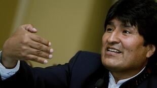 Em Teerã, Evo Morales busca investimentos para a exploração de minério boliviano.
