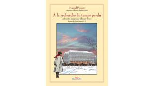 Le 7e tome de l'adaptation en bande dessinée par Stéphane Heuet de l'oeuvre de Marcel Proust
