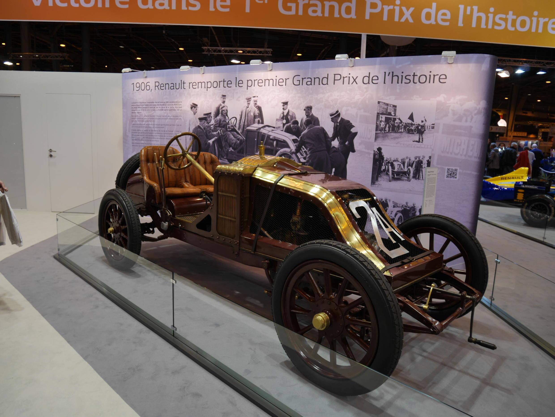«Рено», чемпион скорости 1906 года