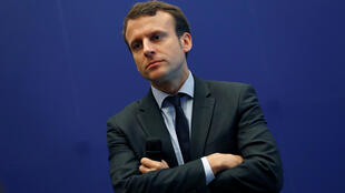 O ministro da economia francês, Emmanuel Macron, é destaque dos jornais da França