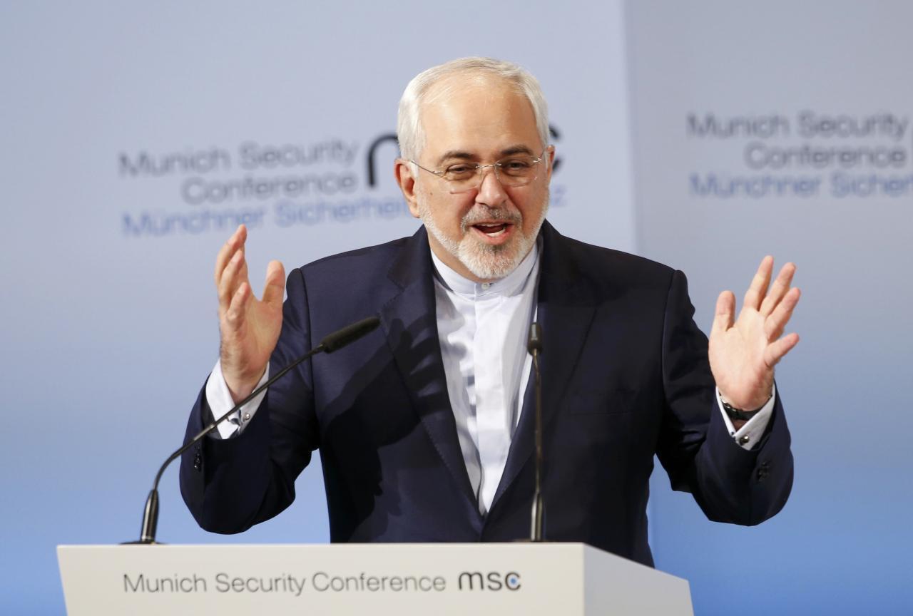 Le chef de la diplomatie iranienne Mohammad Javad Zarif (photo d'archives).
