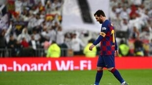 Lionel Messi, le 1er mars 2020.