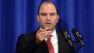 White House Deputy National Security Advisor Ben Rhodes