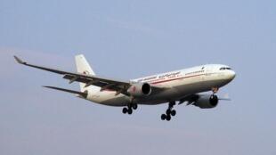 Jirgin Air Algérie.