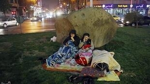 تهران بعد از زلزله