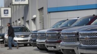 General Motors bị Bắc Kinh tố cáo đưa xe hơi tràn ngập thị trường Trung Quốc nhờ được nhà nước Mỹ trợ cấp.
