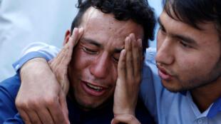 L'attentat-suicide de Kaboul, samedi 23 juillet, est l'un des plus meutriers jamais commis dans la capitale. Il a fait au moins 80 morts et plus de 230 blessés, essentiellement des civils.