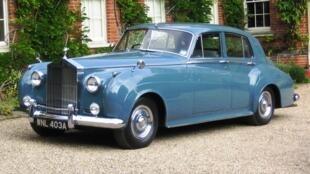 Rolls-Royce, модель Silver Cloud