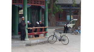 Les mosquées des Huis ressemblent aux temples chinois.