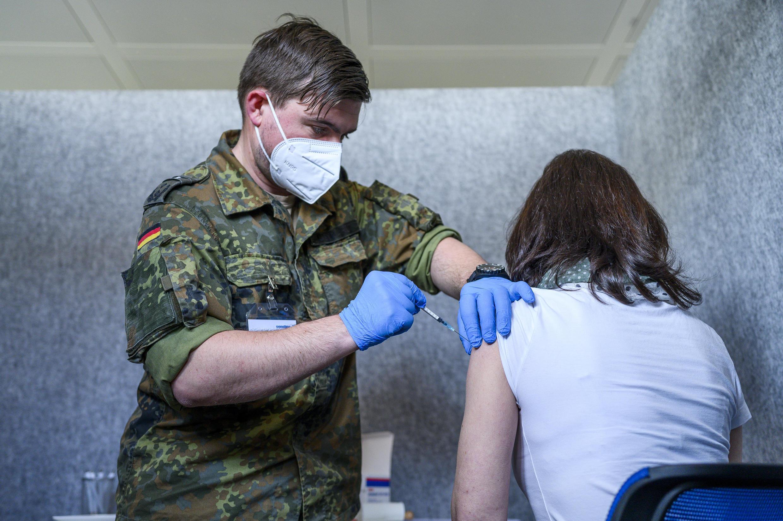 Alemanha Vacina Covid