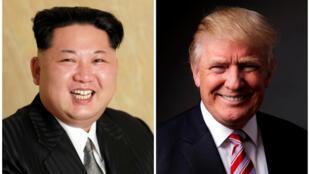El presidente de Estados Unidos, Donald Trump, aceptó participar en una cumbre histórica antes de fin de mayo con el líder norcoreano Kim Jong Un, anunció un emisario surcoreano.