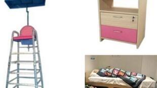 """Site """"Remains of the games"""" vende online produtos e mobiliário utilizados na Vila Olímpica e durante os Jogos de Londres."""