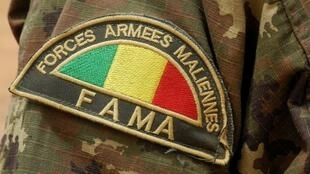 Des soldats maliens ont pu poser le pied à Farabougou , localité encerclée par les jihadistes, jeudi 22 octobre 2020.