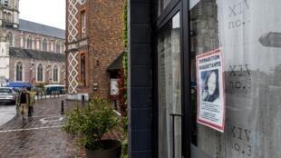 Thị trấn Wambrechies, gần thành phố Lille miền bắc nước Pháp.