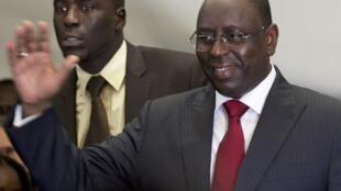 Rais mpya wa Senegal Macky Sall