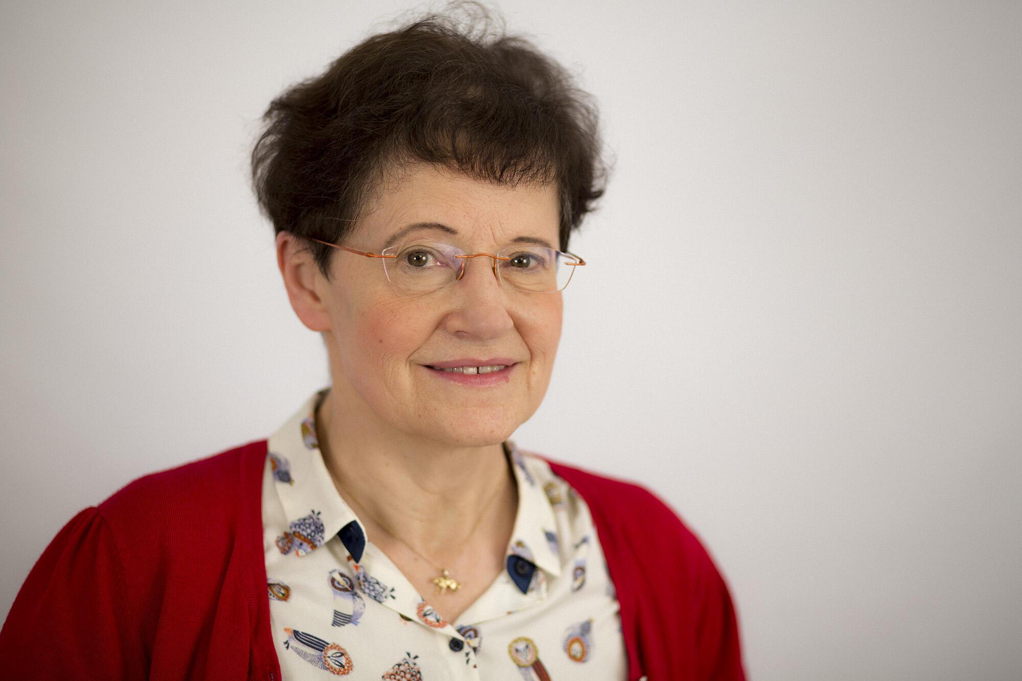 L'astrophysicienne Françoise Combes.