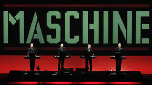 Kraftwerk, shown here in 2005, crafted the blueprint for genres from new wave to synth-pop, hip hop to rock, industrial to techno