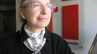 Norma Sánchez en RFI.